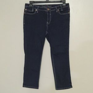 Chip and Pepper Capri Jeans size 32